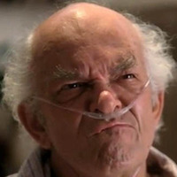 Tio Salamanca played by Mark Margolis