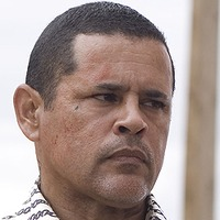 Tuco Salamanca played by Raymond Cruz
