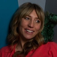 Ally played by Daisy Haggard