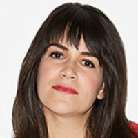 Abbi Abrams  played by Abbi Jacobson