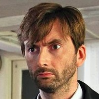 DI Alec Hardy played by David Tennant