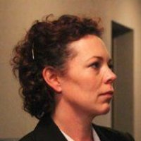DS Ellie Miller played by Olivia Colman