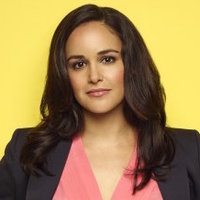 Detective Amy Santiago played by Melissa Fumero
