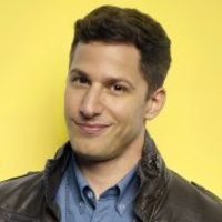 Detective Jake Peralta played by Andy Samberg