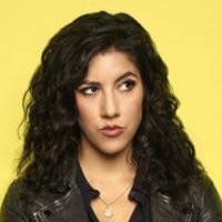 Rosa Diaz  played by Stephanie Beatriz