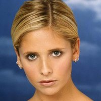 Buffy Summers played by Sarah Michelle Gellar
