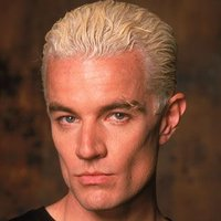 Spike played by James Marsters
