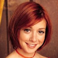 Willow Rosenberg played by Alyson Hannigan Image