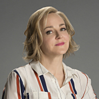 Marissa Morgan played by Geneva Carr