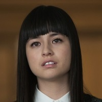 Luna Spence played by Star Slade