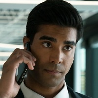 Sunil Doshi played by Raymond Ablack
