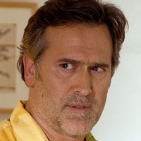 Sam Axe played by Bruce Campbell