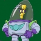 XR Buzz Lightyear of Star Command