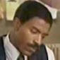 Det. Mark Petrie played by Carl Lumbly
