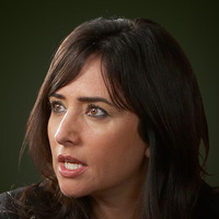 Marcy Runkle played by Pamela Adlon