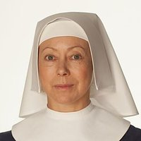 Sister Julienne played by Jenny Agutter