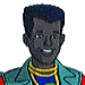 Kwame Captain Planet and the Planeteers