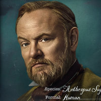 Absalom Breakspear played by Jared Harris