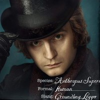 Ezra Spurnrose played by Andrew Gower
