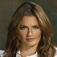 Det. Kate Beckett played by Stana Katic