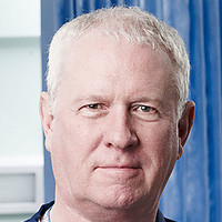 Charlie Fairhead played by Derek Thompson