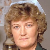Megan Roach played by Brenda Fricker