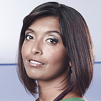 Zoe Hanna played by Sunetra Sarker