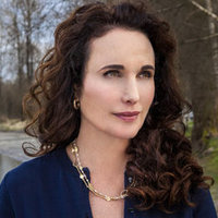 Judge Olivia Lockhart played by Andie MacDowell