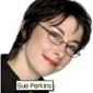 Sue Perkins played by Sue Perkins