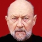 Sam Purchas played by Donald Pleasence