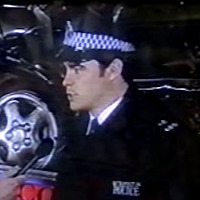 Policeman #1 played by Stewart Wright