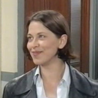 Suzy Travis played by Nicola Walker