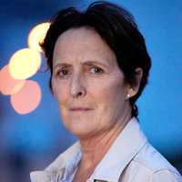 Marla Painter played by Fiona Shaw