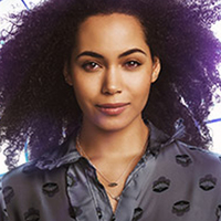 Macy Vaughn played by Madeleine Mantock Image