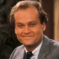 Dr. Frasier Crane played by Kelsey Grammer