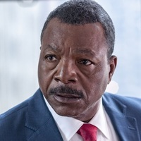 Mark Jefferies played by Carl Weathers