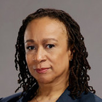 Sharon Goodwin played by S. Epatha Merkerson
