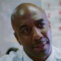 Sergeant Pruitt played by J.B. Smoove
