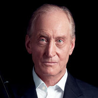 Karellen played by Charles Dance