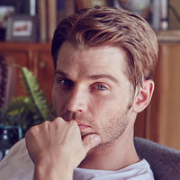 Ricky Stormgren played by Mike Vogel
