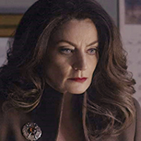 Mary Wardell / Madam Satan played by Michelle Gomez