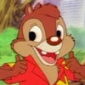 Dale Chip 'N Dale Rescue Rangers
