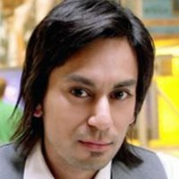 Lester Patel played by vik_sahay
