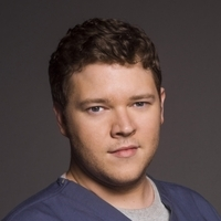 Angus Leighton played by Harry Ford