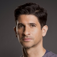 Dr. Neal Hudson played by Raza Jaffrey Image