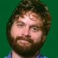 Zach Galifianakis Comedians of Comedy