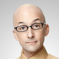 Dean Craig Pelton played by Jim Rash