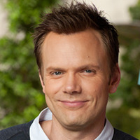 Jeff Winger played by Joel McHale