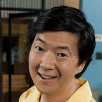 Senor Ben Chang played by Ken Jeong