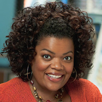 Shirley Bennett played by Yvette Nicole Brown